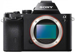Sony A7 Full Frame Mirrorless Body $849.96 + Delivery (Free with ClubTed Membership) @ Ted's Cameras