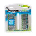 Energizer Eco Advanced Batteries $10 AA 30 Pack @ The Reject Shop