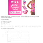 Win a Budgy Smuggler Prize Pack Worth $255 from Seven Network