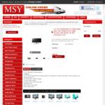 "LG 29"" Ultrawide IPS 1080p LCD (29WK500-P) $269, LG 34"" Ultrawide  IPS Freesync LCD 1080p 34WK500-P $399 @ MSY"
