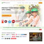 Private Internet Access VPN: 3 Years US $99 (~AU $140) @ Private Internet Access (Current Subscription Required)