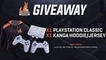 Win a PlayStation Classic Worth $139 or a Kanga ESports Jersey worth $50 from Kanga Esports