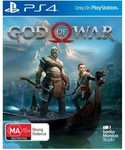 [PS4] God of War $38 @ Harvey Norman