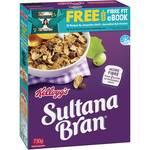 ½ Price Kellogg's Sultana Bran Original 730g for $3.49 @ Woolworths