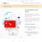 [New Users Only] 100 Qantas FF Points When You Login The New Money App @ Qantas Money