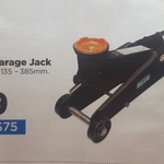 Pro-Lift 1800kg Garage Jack $49 (Save $75) @ Repco