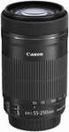 Canon EF-S 55-250mm F4-5.6 IS STM Lens $199 @ Big W