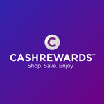 $15 off $180 Spend at Woolworths Online + 4% Cashback at Cashrewards