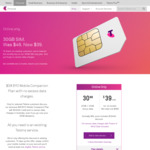 Telstra 30GB SIM Only Plan $39/Month for 12 Months (Min Cost $468) @ Telstra (Existing Customers)