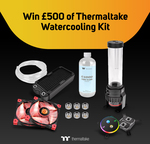 Win a Thermaltake Watercooling Kit Worth up to £500 from Scan
