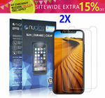 2x Nuglas Tempered Glass for iPhones from $3.99 | Xiaomi Mi Smart Air Purifier 2S OLED Display $167.98 Delivered @ Gearbite eBay