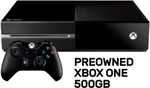 Xbox One Console 500GB Black (Pre-Owned) - $159 + Free C&C @ EB Games eBay