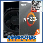 [eBay Plus] AMD Ryzen 5 3600 $267.75 Delivered @ Computer Alliance eBay