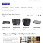 Standing Desk Mats from $39 + Free Shipping @ Ausergo