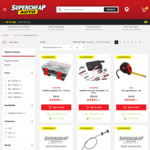 Utility Knife $.50, ToolPro Organiser 3 Pack $8, Blackridge 3/8 Drive Impact Wrench $20 + More Clearance Items @ Supercheap Auto