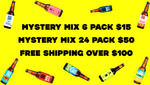 Pack of 6 Mystery Beers $15, Case of 24 $50 + Shipping @ Bridge Road Brewers