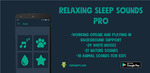 [Android] Free - Relaxing Sleep Sounds Pro (Was $0.99) @ Google Play