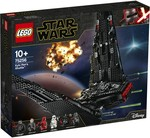 LEGO Star Wars 75256 Kylo Ren's Shuttle $129, LEGO Star Wars: The Rise of Skywalker Millennium Falcon - 75257 $199 @ BIG W