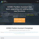 [PC] Free - Partition Assistant Professional Edition Version 8.5 (Was US $47.95) @ AOMEI