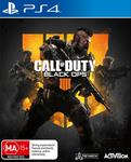 [PS4, XB1] Call of Duty: Black Ops 4 $5 + Delivery ($0 with Prime/ $39 Spend) @ Amazon AU