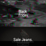 30-50% off (Eg Tight Terry Deep Black $104.50, Was $209), Free Shipping over $104 @ Nudie Jeans