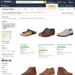 50% off on Select Hush Puppies Shoes @ Amazon AU