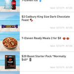 $40 Vodafone SIM Starter Kit for $15 | $40 Boost Starter Pack for $20 @ 7-Eleven App
