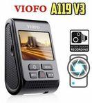 VIOFO A119 V3 Quad HD Dash Cam $118.98, Kingston 256GB MicroSD Card $29.95 + Del ($0 with eBay Plus) @ Apus eBay
