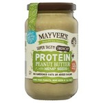 ½ Price - Mayver's Peanut Butter $2.50 @ Coles (Online Only, Excludes WA & NT)