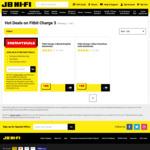 Fitbit Charge 3 $99 @ JB Hi-Fi or Officeworks