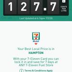 [VIC] Supreme+ 98 Fuel 127.7c Per Litre @ 7-Eleven, Hampton (VIC)