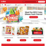 Coles Mobile $180 365-Day SIM Starter Kit (48GB Data) for $130 @ Coles