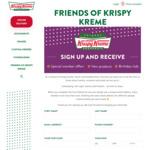 [SA] Free 6 Original Glazed Doughnuts on Your Birthday @ Krispy Kreme SA (Excludes OTR Stores)