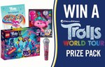 Win 1 of 2 Trolls World Tour Prize Packs Worth $116.99 from Seven Network