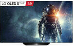 "LG B9 OLED65B9PTA 65"" OLED TV - $2590 + Postage @ Appliance Central eBay"