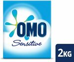 Omo Sensitive Laundry Detergent Washing Powder Front & Top Loader 2kg $10.99 + Delivery ($0 with Prime/ $39 Spend) @ Amazon AU
