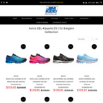 Asics GEL-Kayano 25 Running Shoes $129.95 (+ Shipping or $0 C+C Perth) @ Jim Kidd Sports