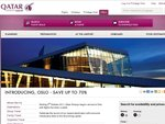 Qatar Airways - Melbourne to OSLO From $1063 Return