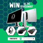 Win a Share of Alienware Prizes from Fortress Melbourne