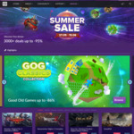 PC - Heroes of Might and Magic 3: Complete ~$3.69 ($2.39USD) / HOMM 1, 2, 4 ~$3.69 each / HOMM 5: Bundle ~$7.49 ($4.89USD) @ GOG