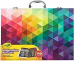 Crayola Inspiration Art Case: 140 Piece $17.99 + Delivery ($0 with Prime/ $39 Spend) @ Amazon AU