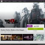 [PC] DRM-free - Shadow Tactics:Blades of the Shogun $6.89/ELDERBORN $13.99/Kingdom Come: Deliverance $21.49 - GOG