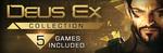 [PC] Steam - The Deus Ex Collection (5 games + 1DLC) - $14.79 (was $125.70) - Steam