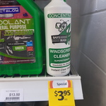 Bars Bugs Windscreen Cleaner 375ml $3.95 @ Coles Express