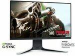 Dell Alienware 25 Monitor 240hz - AW2521HFL $451.61 Delivered @ Dell Australia