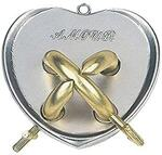 Hanayama Cast Amour Metal Puzzle $11.95 + Delivery ($0 with Prime/ $39 Spend) @ Amazon AU