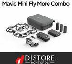 [eBay Plus] DJI Mavic Mini Fly More Combo - $620 Delivered @ d1_store eBay