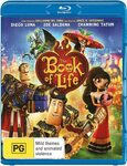Book of Life (Blu-Ray) $1.95 + Delivery ($0 with Prime/ $39 Spend) @ Amazon AU