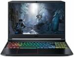 Acer Nitro 5 15.6-Inch i5/8GB/512GB SSD/GTX1650Ti 4GB Gaming Laptop $996 + Delivery @ Harvey Norman