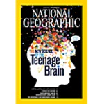 National Geographic- US$22 for 12 Month International Subscription